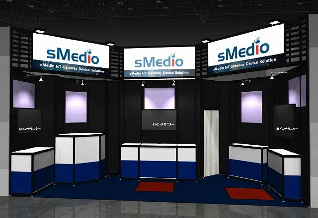 sMedio Booth